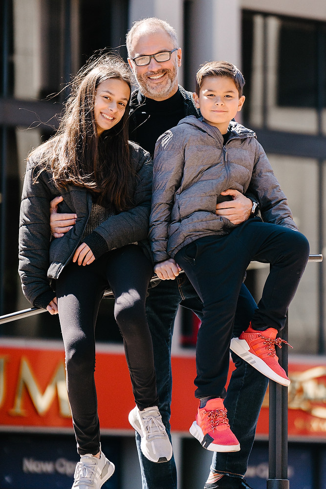 family photo session in Boston downtown 39