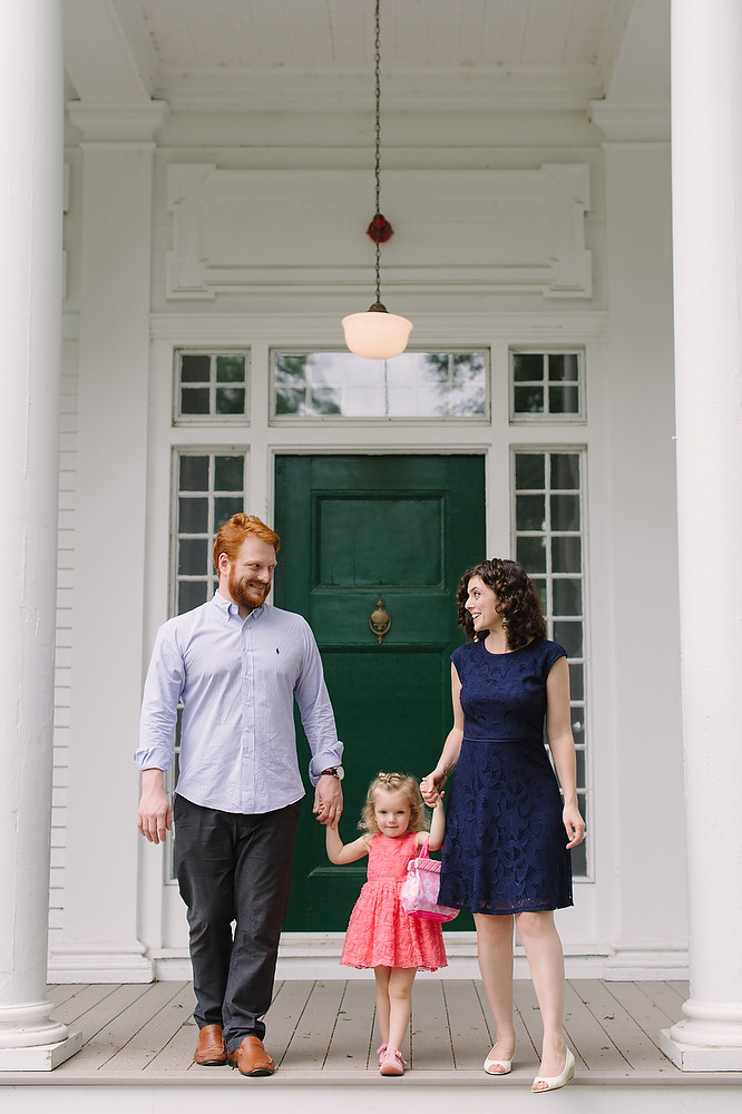 Wellesley College family wedding photo session 1