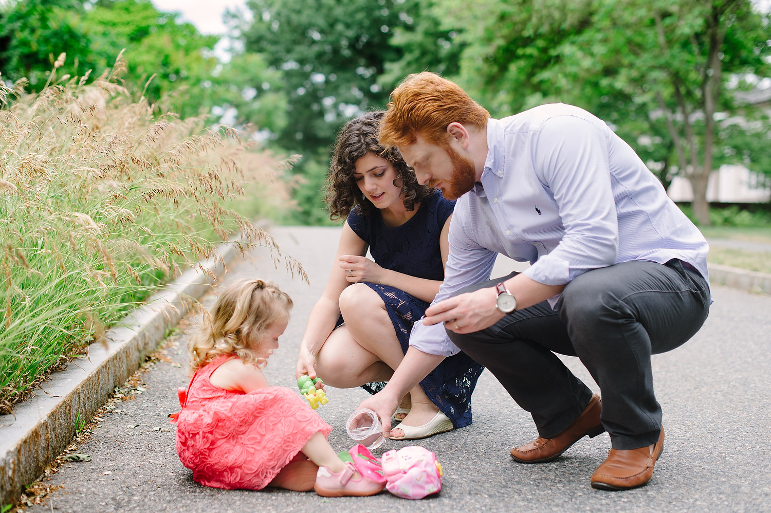 Wellesley College family wedding photo session 11