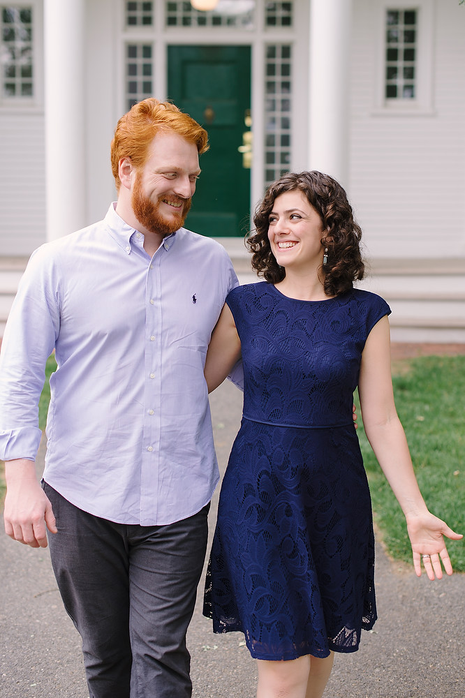 Wellesley College family wedding photo session 17