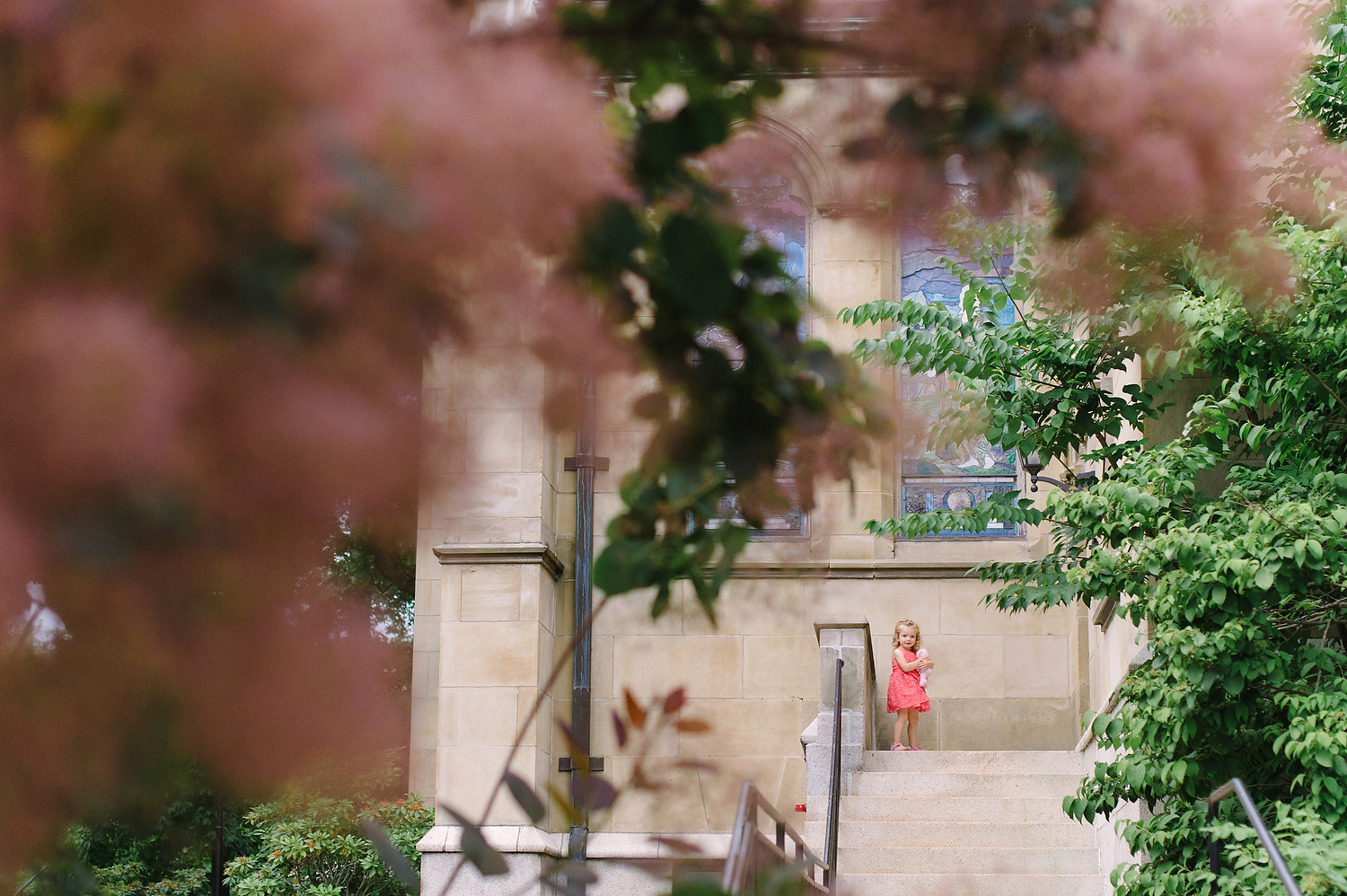 Wellesley College family wedding photo session 59