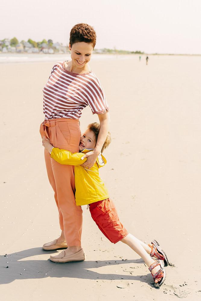 Cape Cod family photo session 51