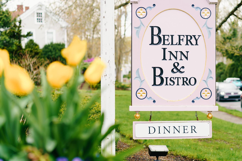 Cape Cod Belfry Inn wedding photo session 1