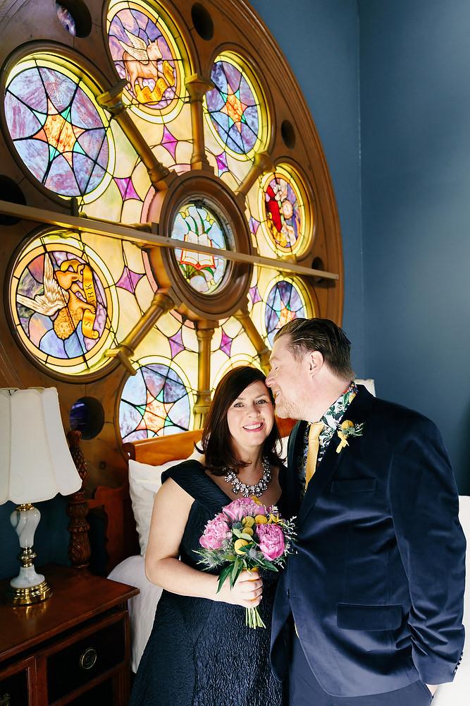 Cape Cod Belfry Inn wedding photo session 11