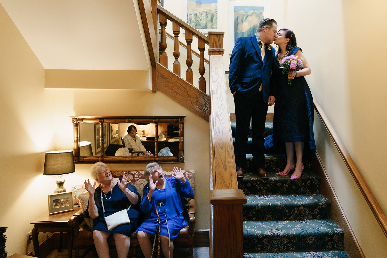 Cape Cod Belfry Inn wedding photo session 19