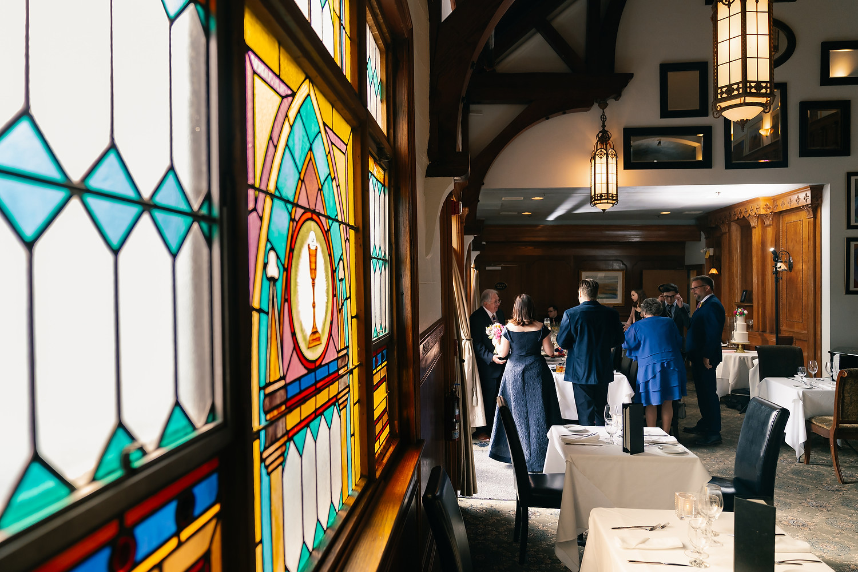 Cape Cod Belfry Inn wedding photo session 57