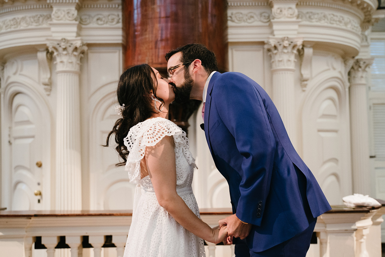Boston Old South Meeting House wedding photo session 17