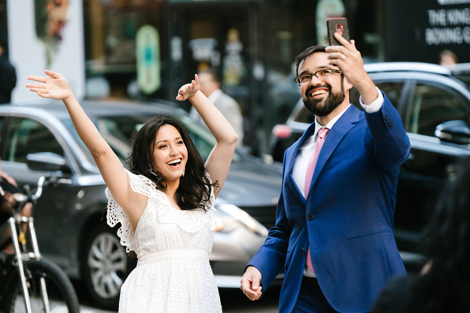 Boston Old South Meeting House wedding photo session 31