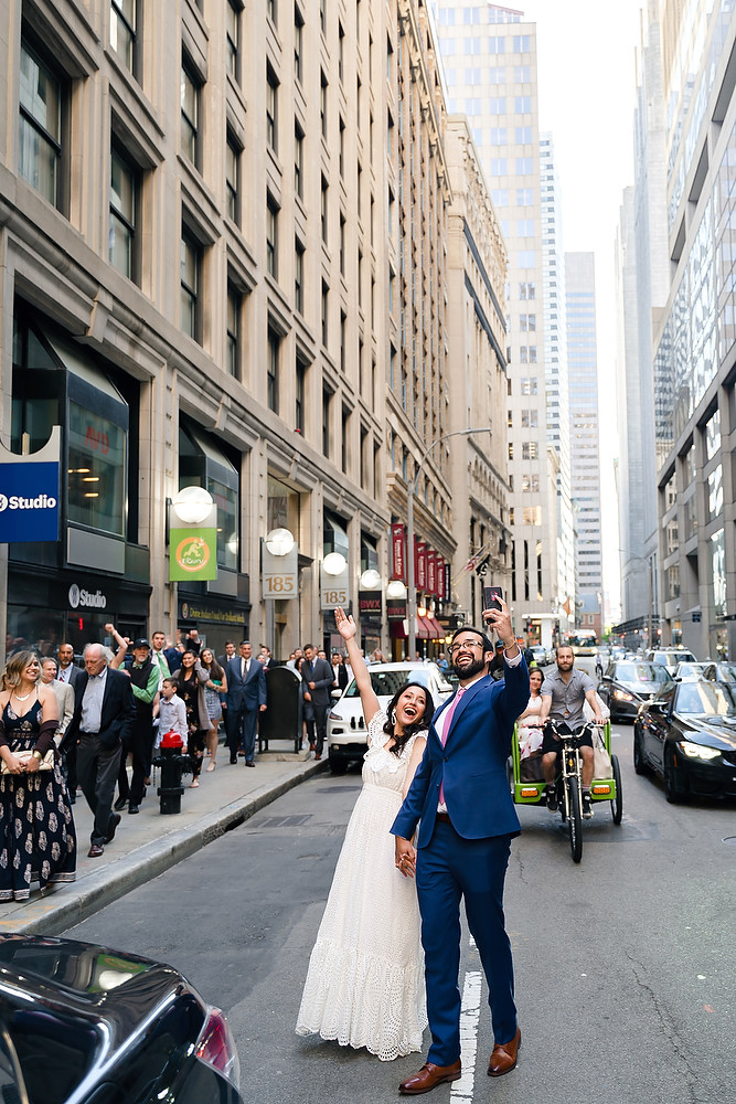 Boston Old South Meeting House wedding photo session 33