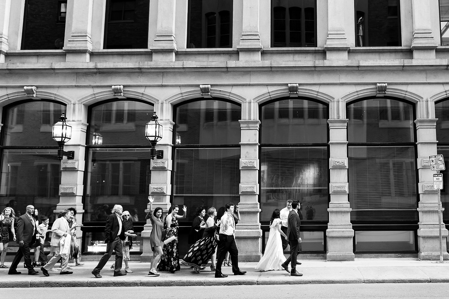 Boston Old South Meeting House wedding photo session 35
