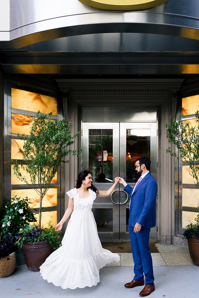 Boston Old South Meeting House wedding photo session 37