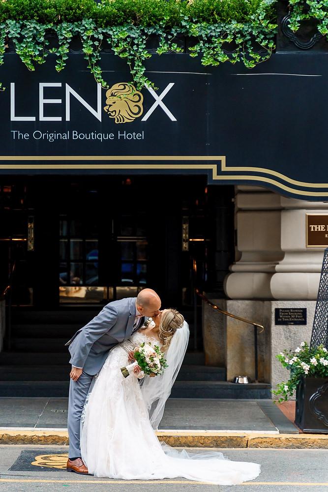 Boston Lenox Hotel wedding photo session 149