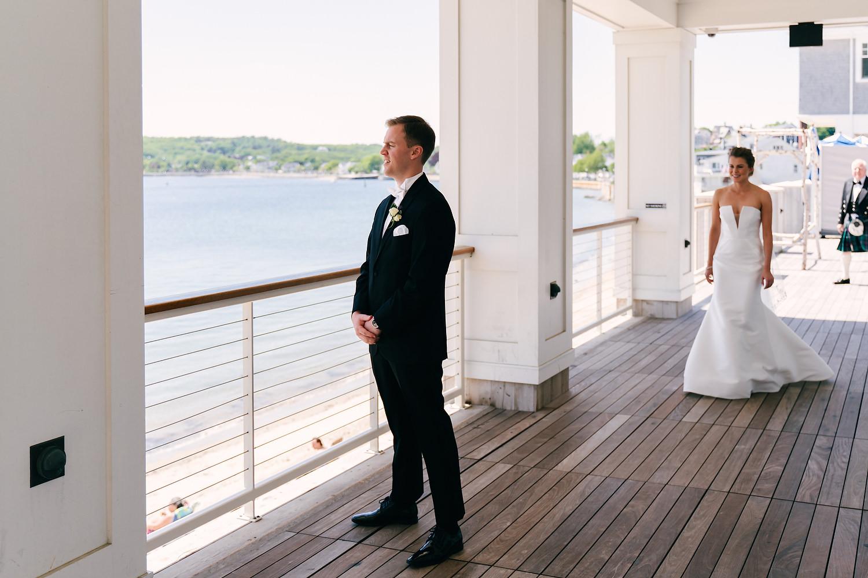 Beauport Hotel & Hammond Castle Museum wedding photo session 55