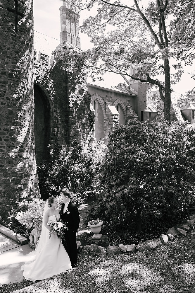 Beauport Hotel & Hammond Castle Museum wedding photo session 67