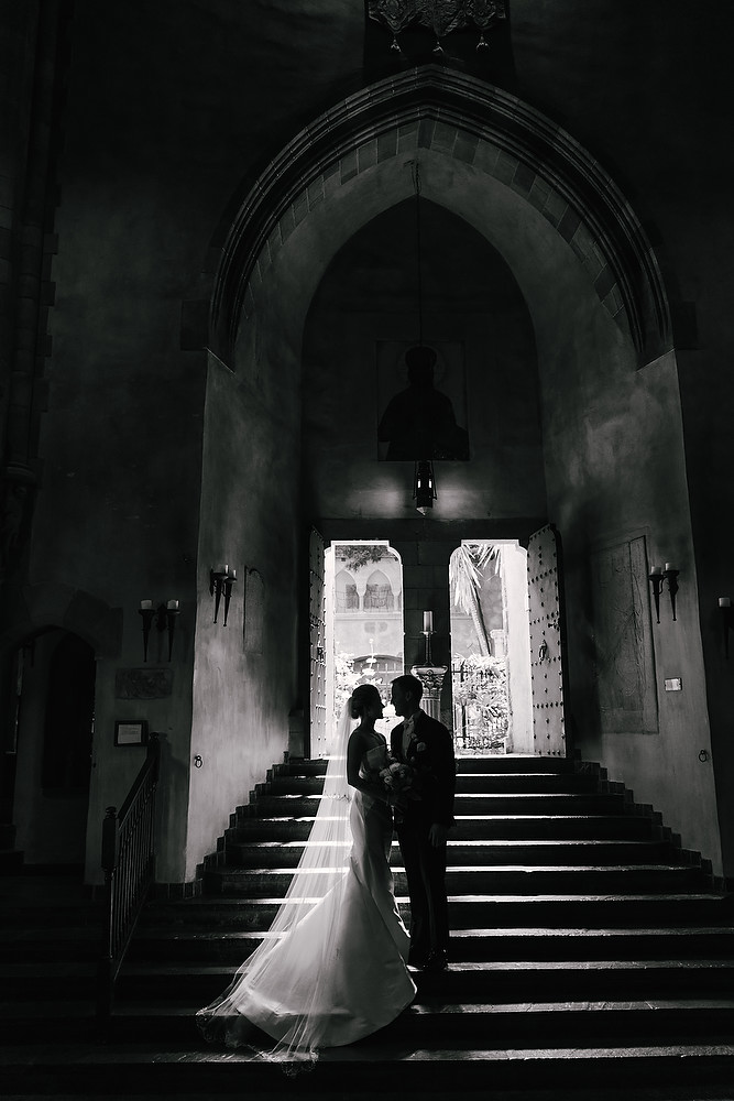 Beauport Hotel & Hammond Castle Museum wedding photo session 69