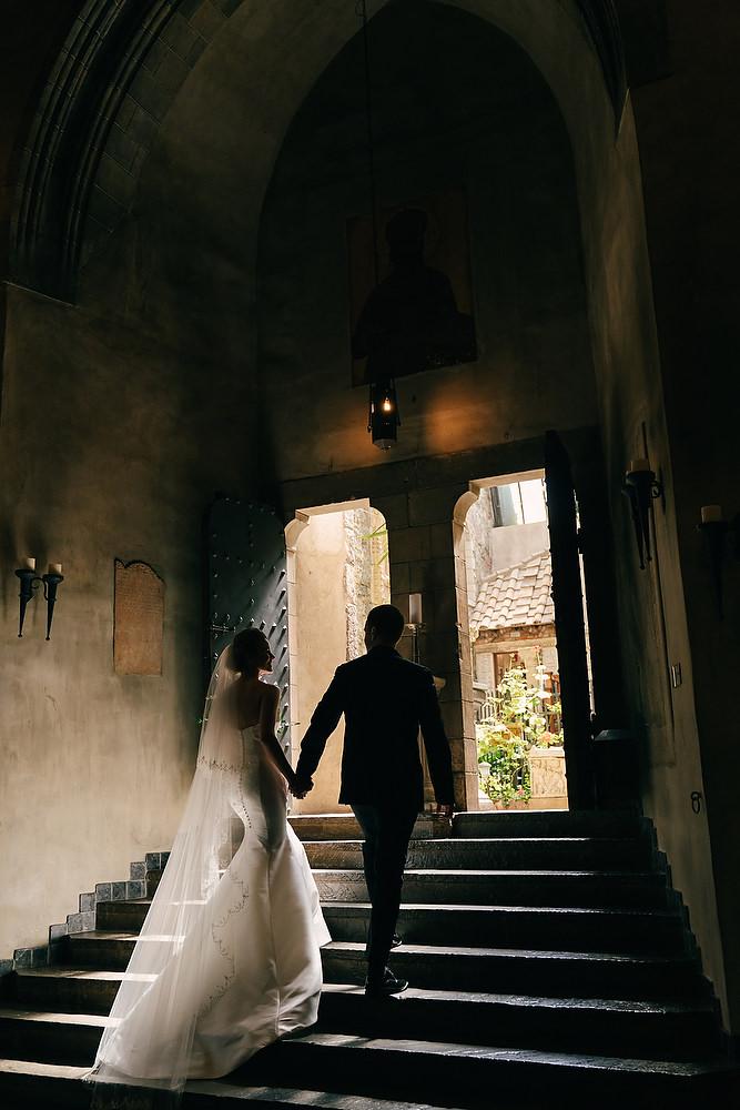 Beauport Hotel & Hammond Castle Museum wedding photo session 71