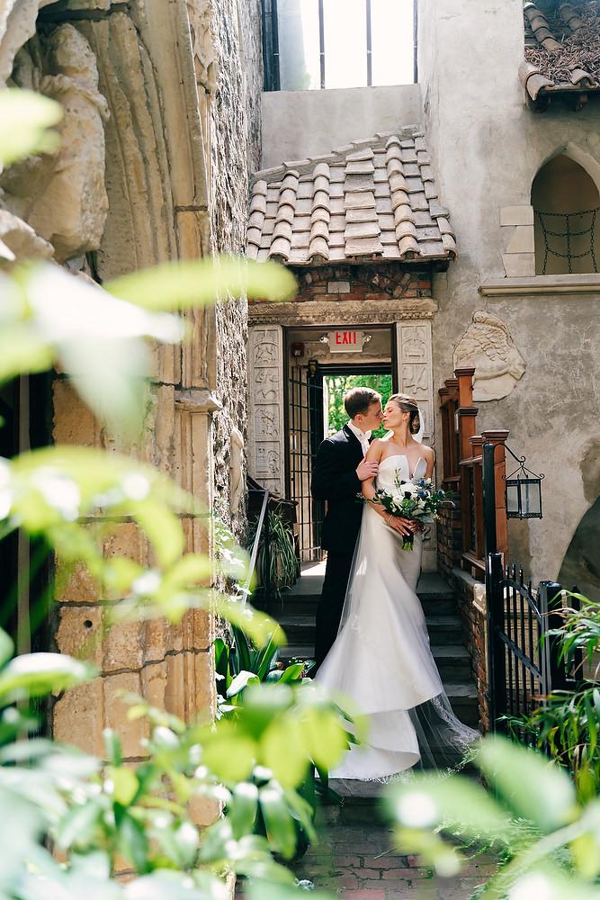 Beauport Hotel & Hammond Castle Museum wedding photo session 77