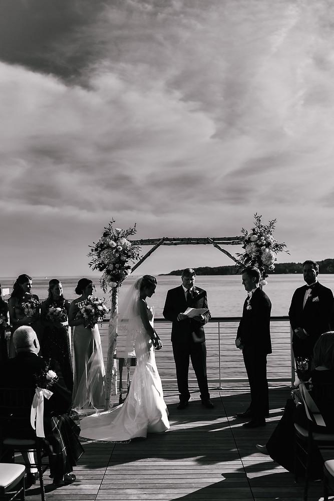 Beauport Hotel & Hammond Castle Museum wedding photo session 83