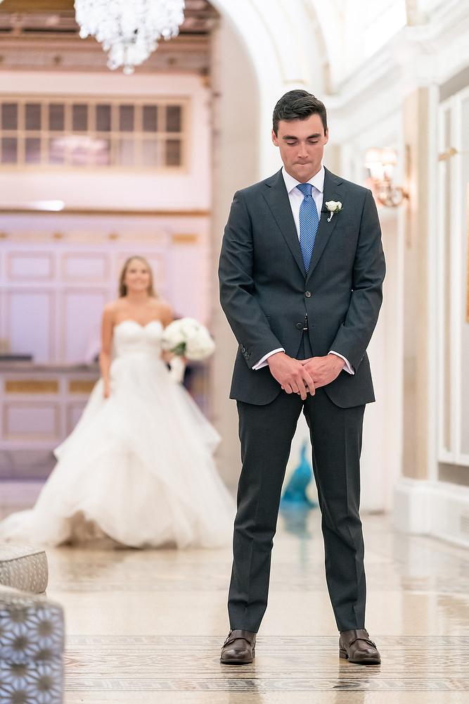 Boston Fairmont Copley Plaza Hotel wedding photo session 13
