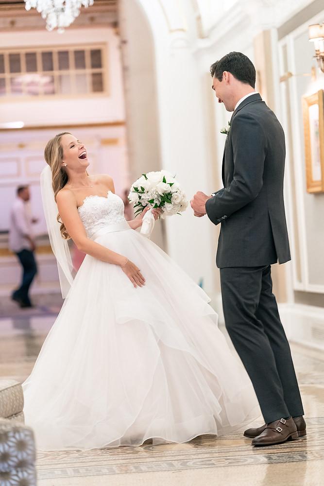 Fairmont Copley Plaza Hotel wedding photos 15