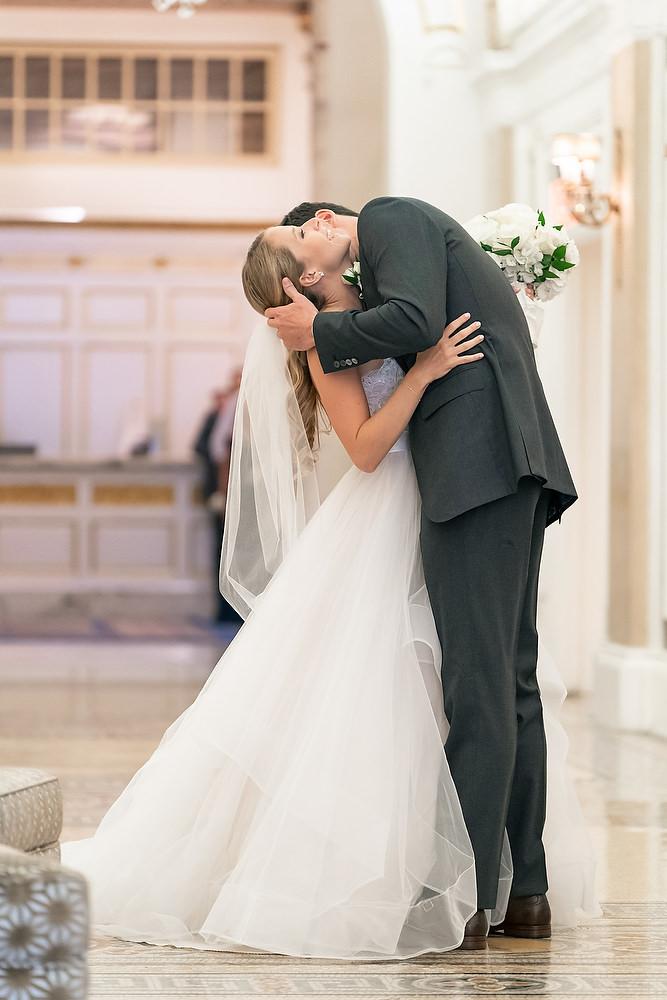 Boston Fairmont Copley Plaza Hotel wedding photo session 17