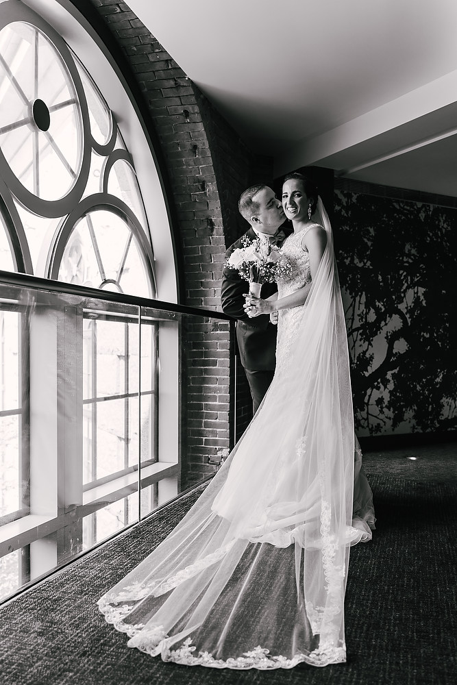 Liberty Hotel Boston wedding photo session 11