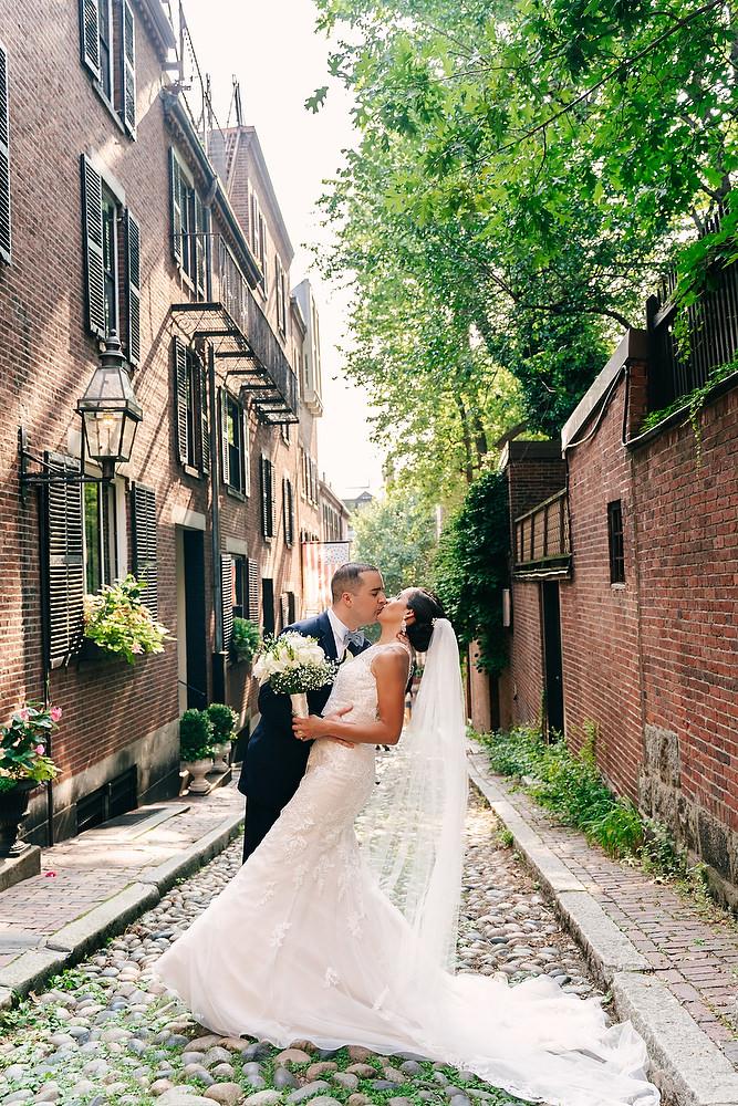 Liberty Hotel Boston wedding photo session 23