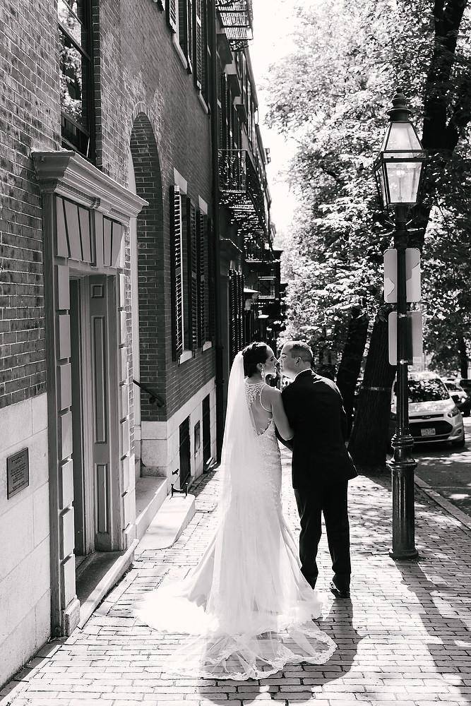 Liberty Hotel Boston wedding photo session 27