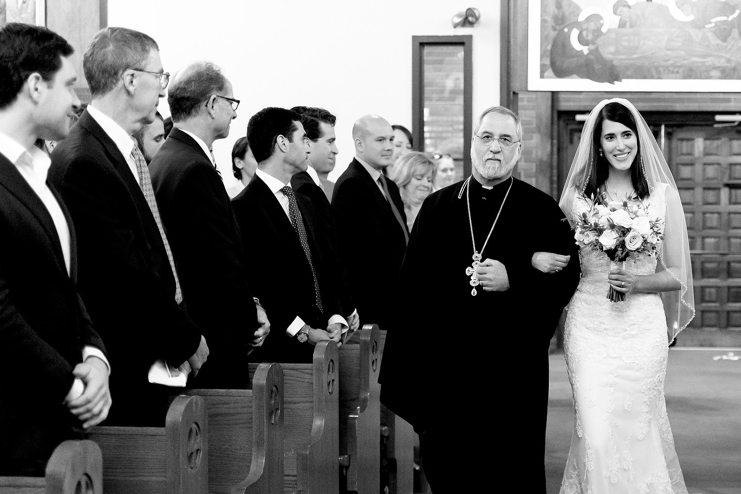 Boston St George Orthodox Church wedding photo session 45