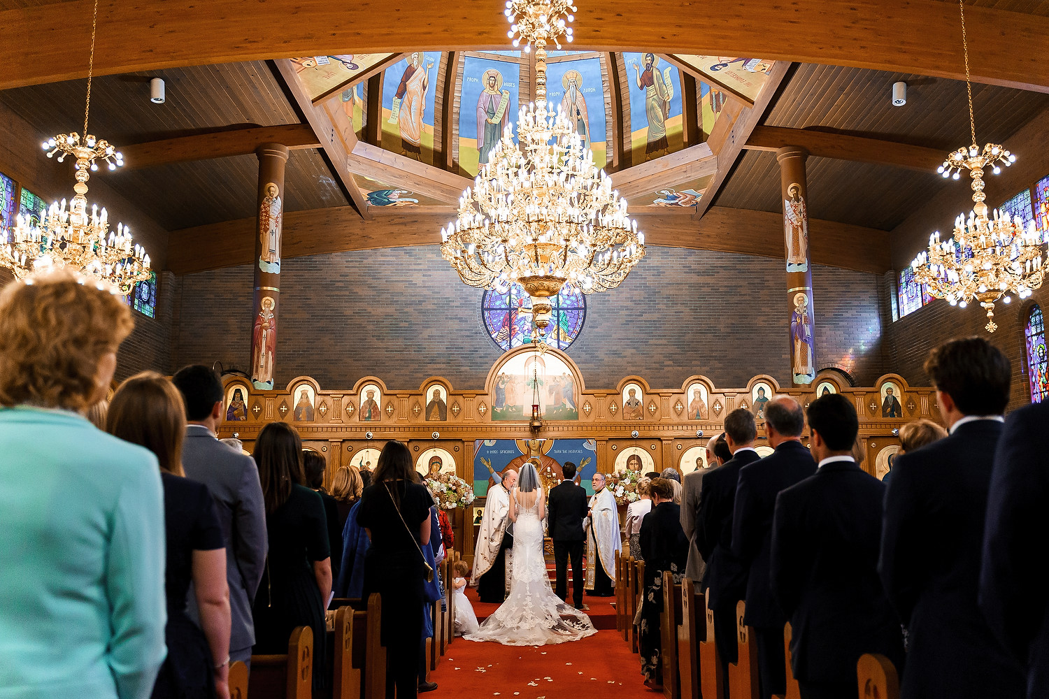 Boston St George Orthodox Church wedding photo session 50