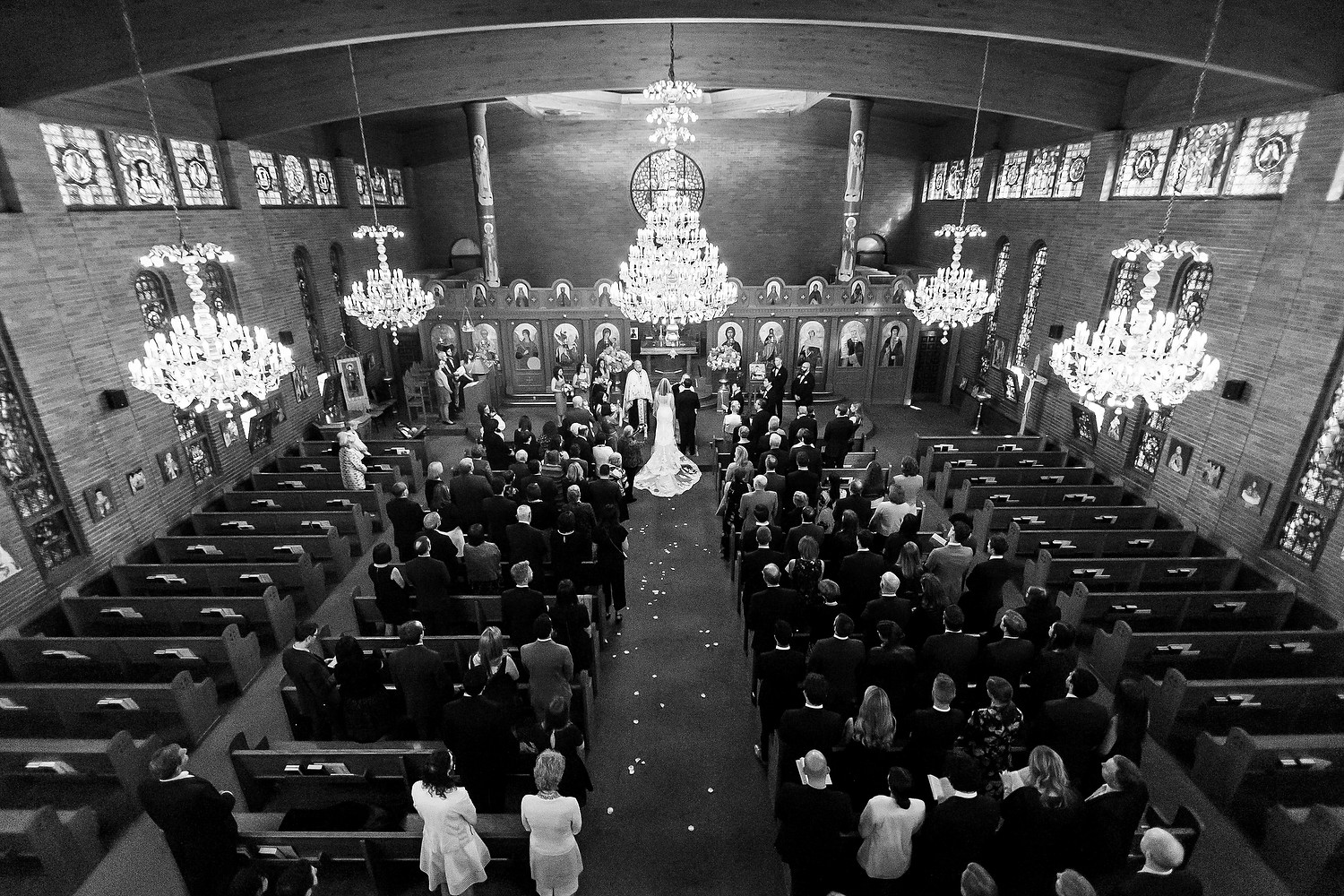 Boston St George Orthodox Church wedding photo session 53