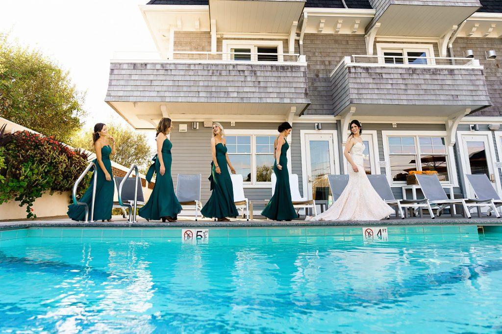 The Towers wedding, RI