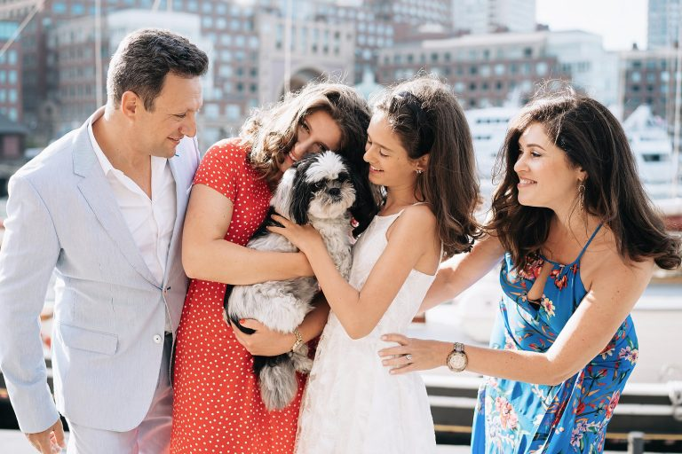 Seaport family photos