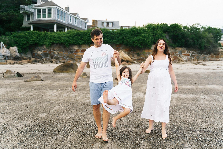 Town Neck Beach Family photos 06