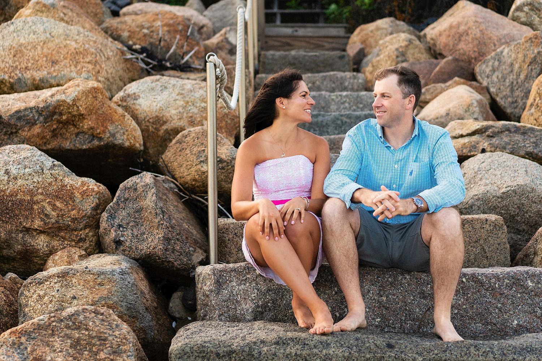 Cape Cod Engagement photographer