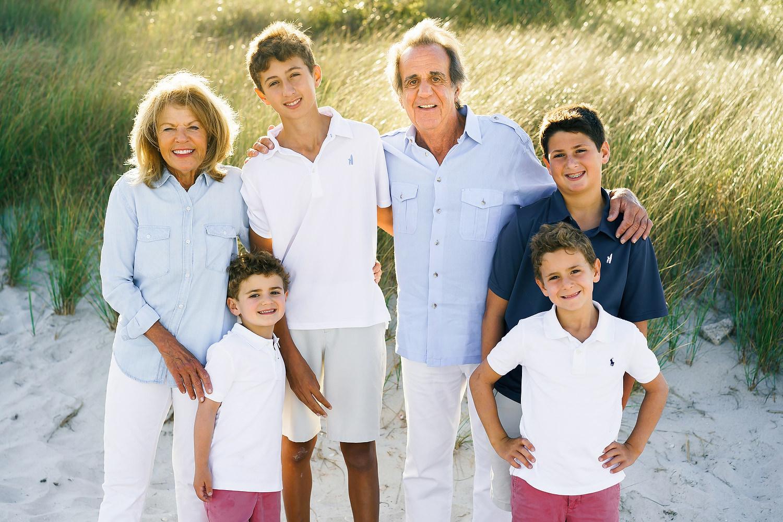Dowses beach family photos