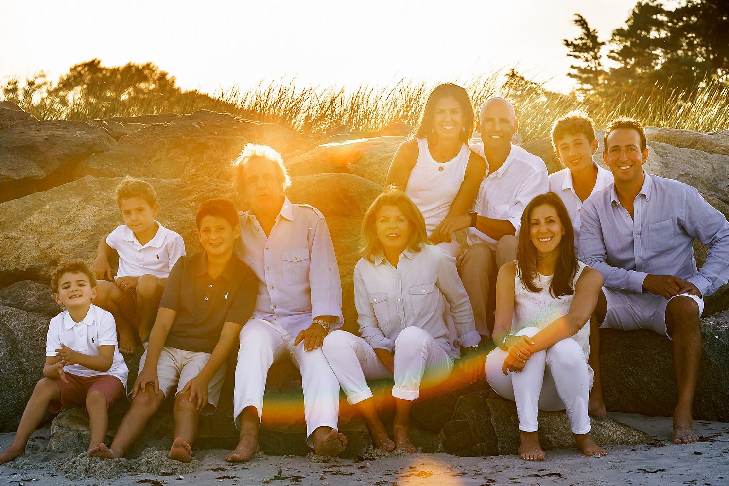 Osterville family photographer