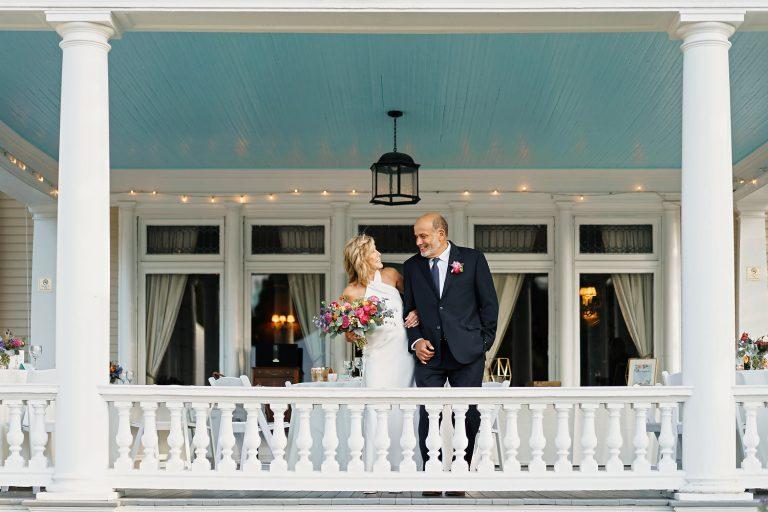 Wedding photos at Endicott Estate