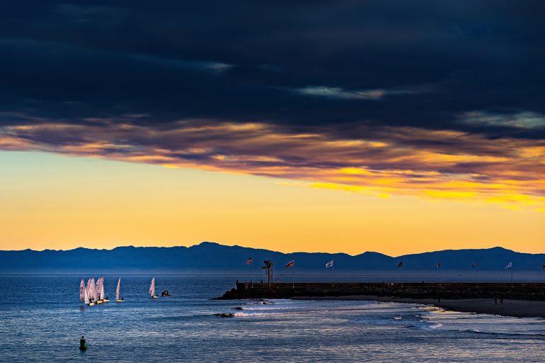 Santa Barbara Photos. Sunset